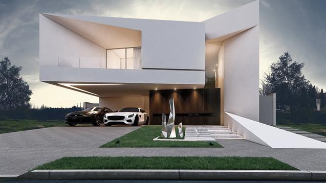 PERETTI HOUSE
