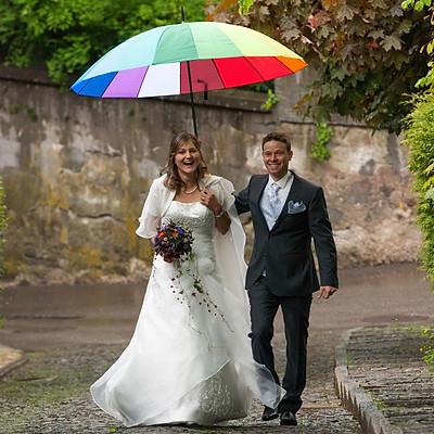 Hochzeit Fräne und Thömu Marbachegg
