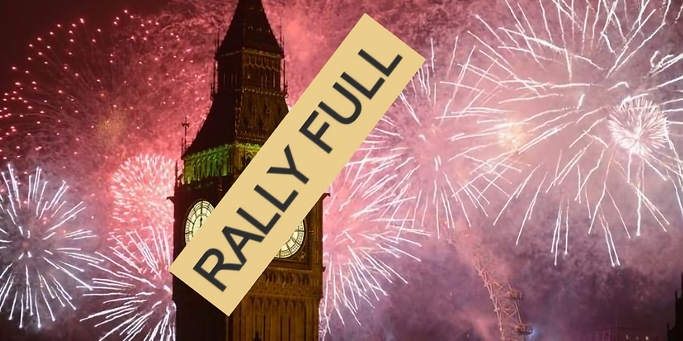 Rally #34 New Year Celebration