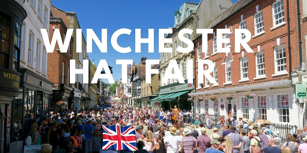 Rally #15 Winchester Hat Fair
