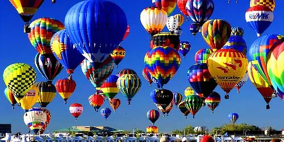 Rally #21 Bristol Balloon Festival Avon Invite