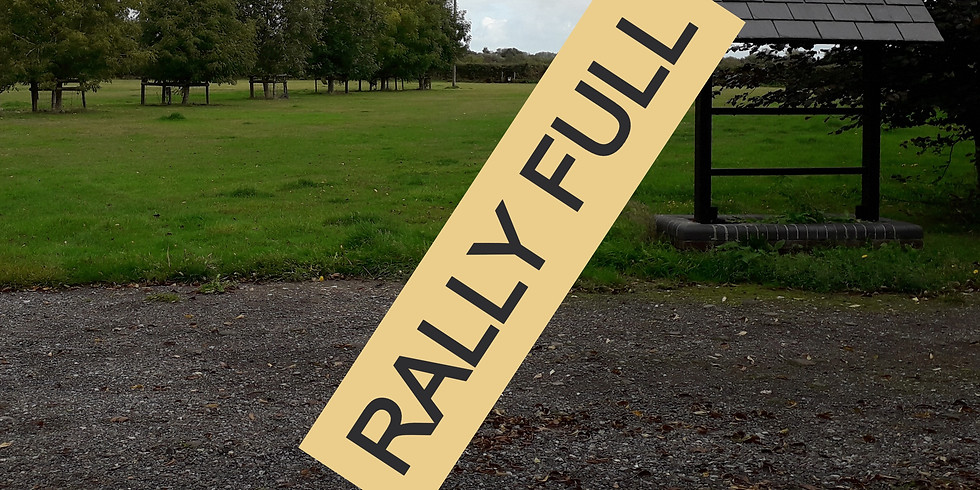 Rally #18 Mill Paddock, East Stoke, Wareham