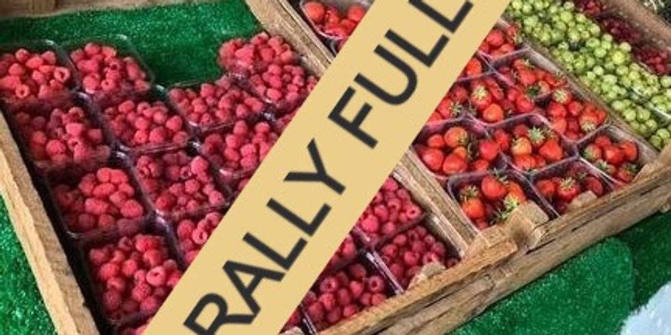 Rally #21 Sopley Farm PYO