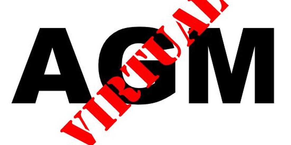 No Rally - AGM - Virtual Zoom Meeting