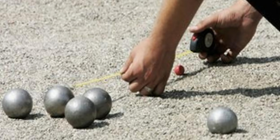 Rally #10 Boules Competition