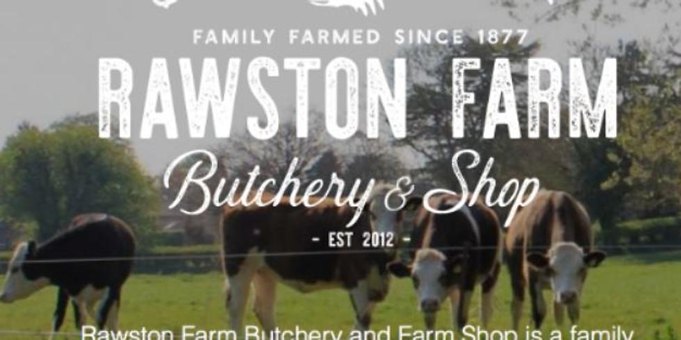 Rally #12 Rawston Farm Shop, Tarrant Rawston, Farm Tour