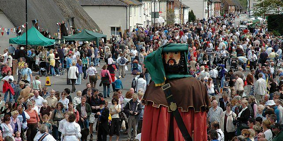 Rally # 6 Cuckoo Fair - Downton near Salisbury