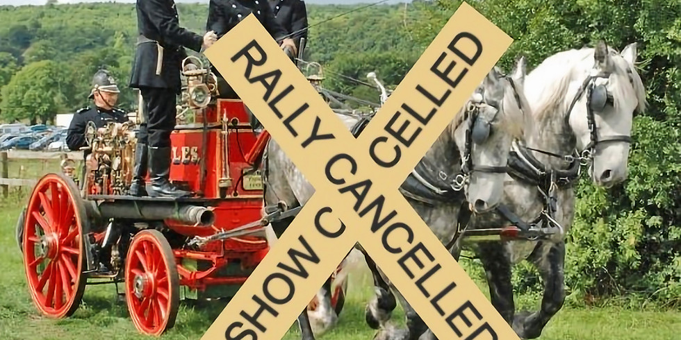 Rally #20 Ellingham Show - Ringwood