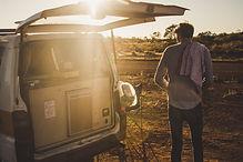 Solar Wohnwagen oder auf Wohnmobil, Solaranlage, Photovoltaik , Solarmodul
