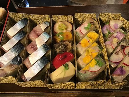 たまりの特製寿司につきまして