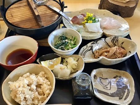 今日の魚定食