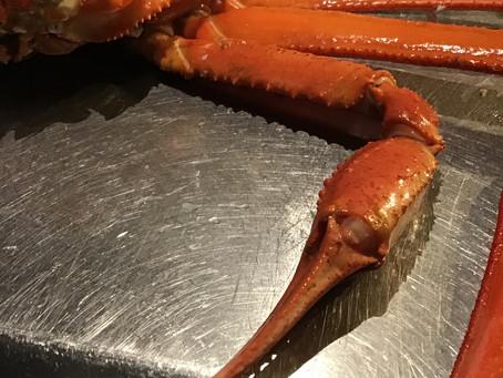 蟹カニかに