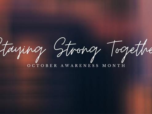 October Awareness Month