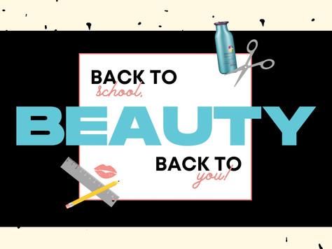 Back to School Beauty
