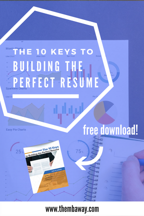 The 10 Keys To Building The Perfect Resume. Our Complete How To Guide For