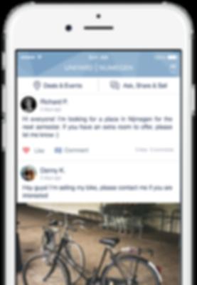 Uniyard Social Network App