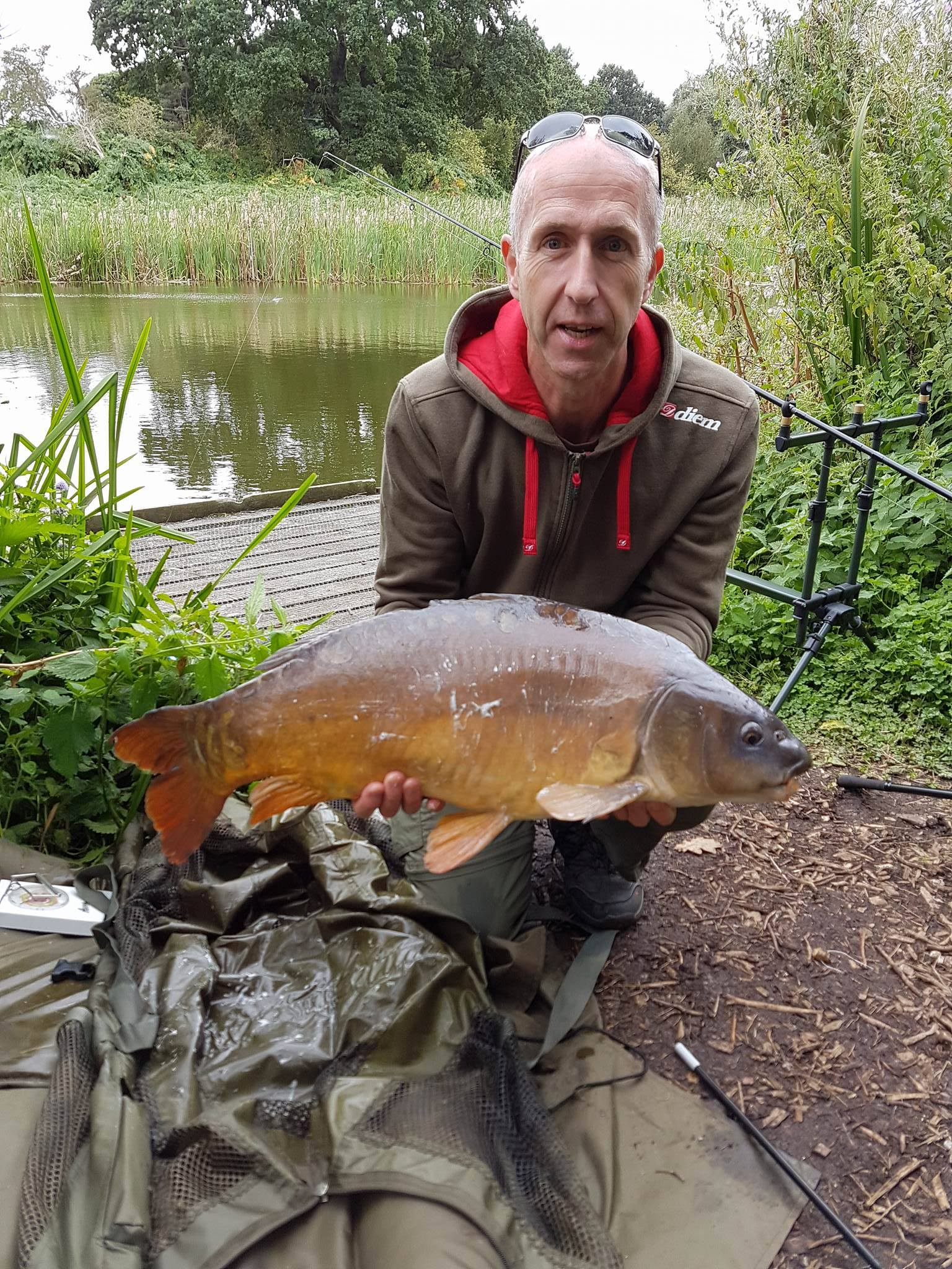 Kirton Fish 18lb