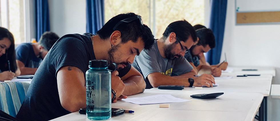 Examen téorico CISF