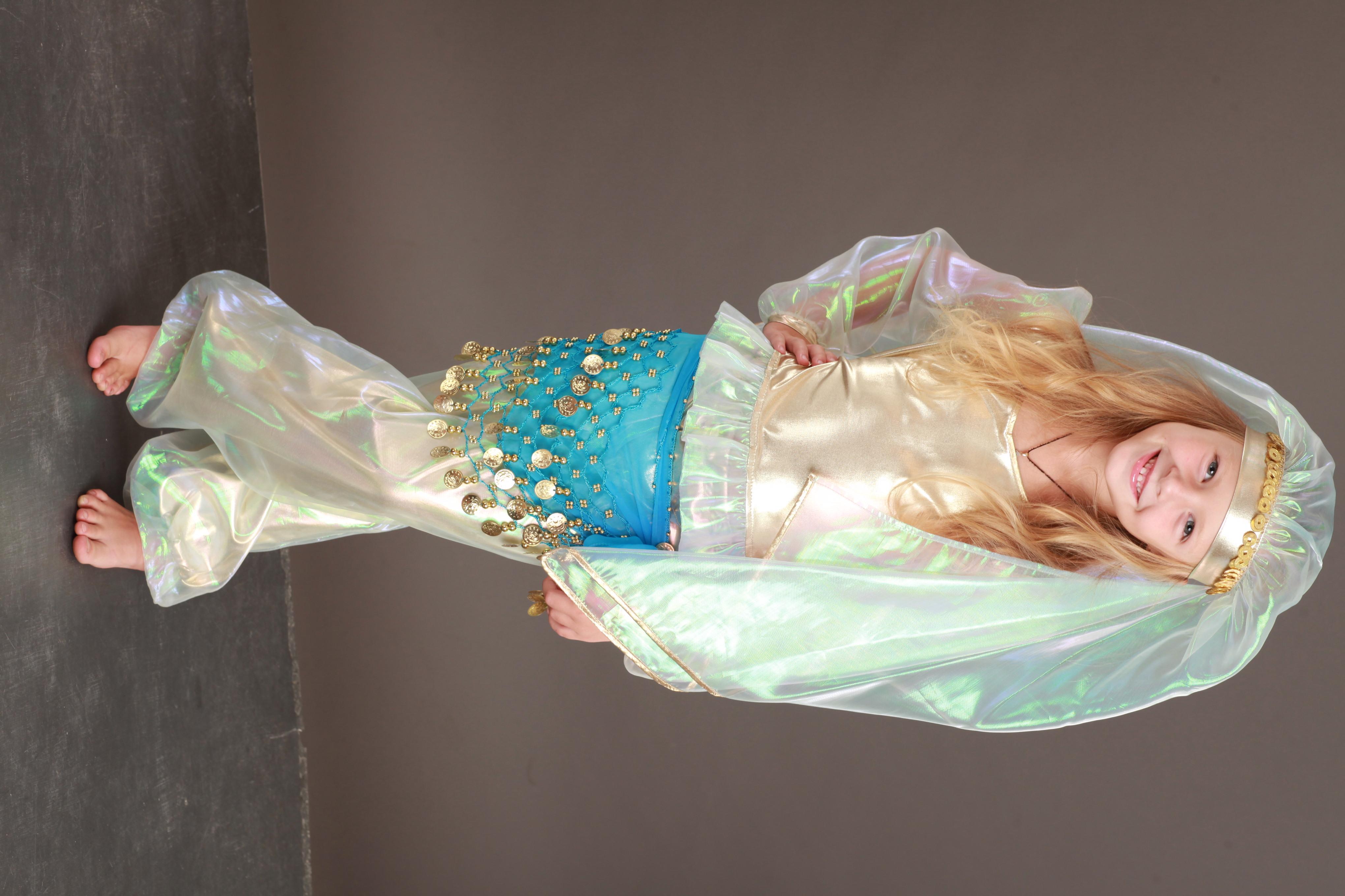Кузенька костюм восточная принцесса