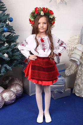 Украинский костюм (девочки)