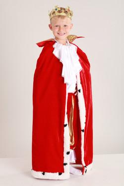 Кузенька карнавальный костюм Король