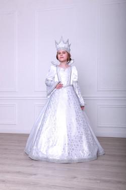 Кузенька костюм Снежная королева
