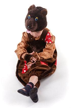 Медведь комбинезон