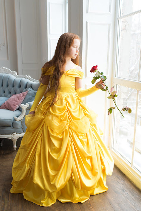 Принцесса Белль (Красавица и Чудовище)