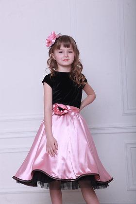 """Платье """"Розовый мак"""""""