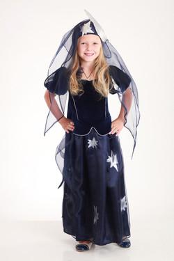 Кузенька костюм Королева-Ночь