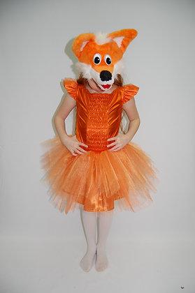 Лисичка в платье