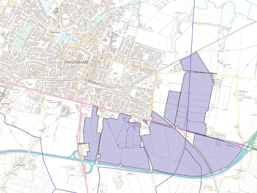 Faversham Neighbourhood Plan Update
