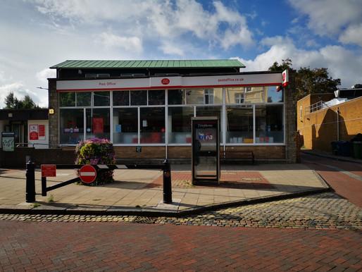 Faversham's Post Office Enfranchised