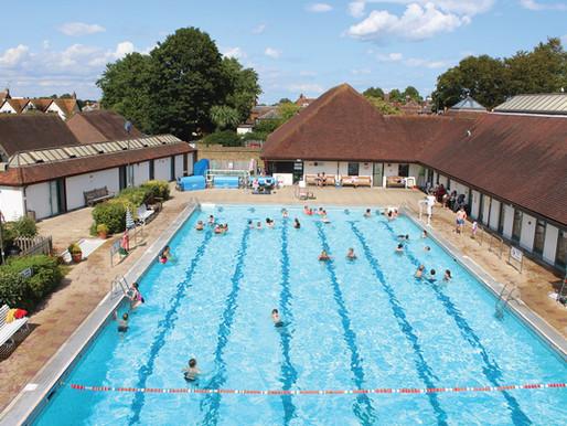 Faversham Pool gets a Heating Grant