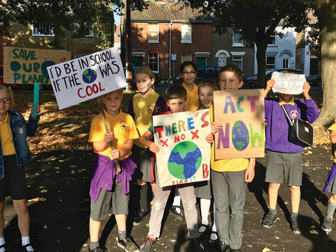 Faversham Youth Strike for Climate