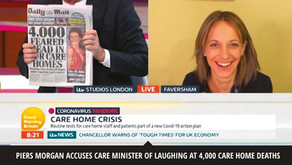 FAVERSHAM MP AND MINISTER FOR CARE HELEN WHATELY - A MINISTER FIT FOR PURPOSE?