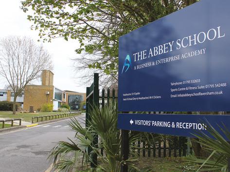 ABBEY SCHOOL - LIVING IN LOCKDOWN