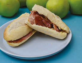 THE TASTES OF FAVERSHAM - Bacon sarnie