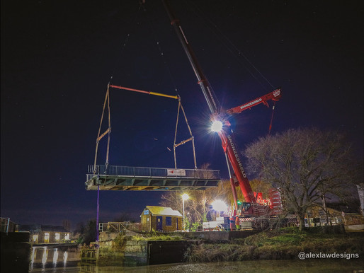Creek Update: Update on the Town Jetty and the Lifting of the Bridge