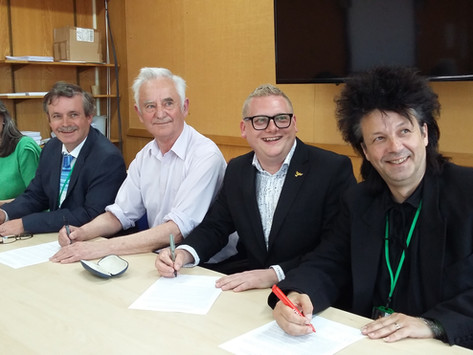 New Coalition for Swale Borough Council