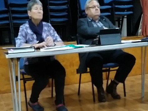 Selling: A Parish Council with a Problem