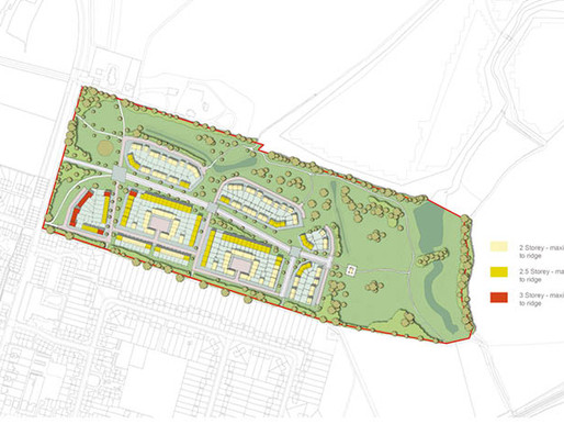 ABBEYFIELDS - Outline application for up to 180 dwellings
