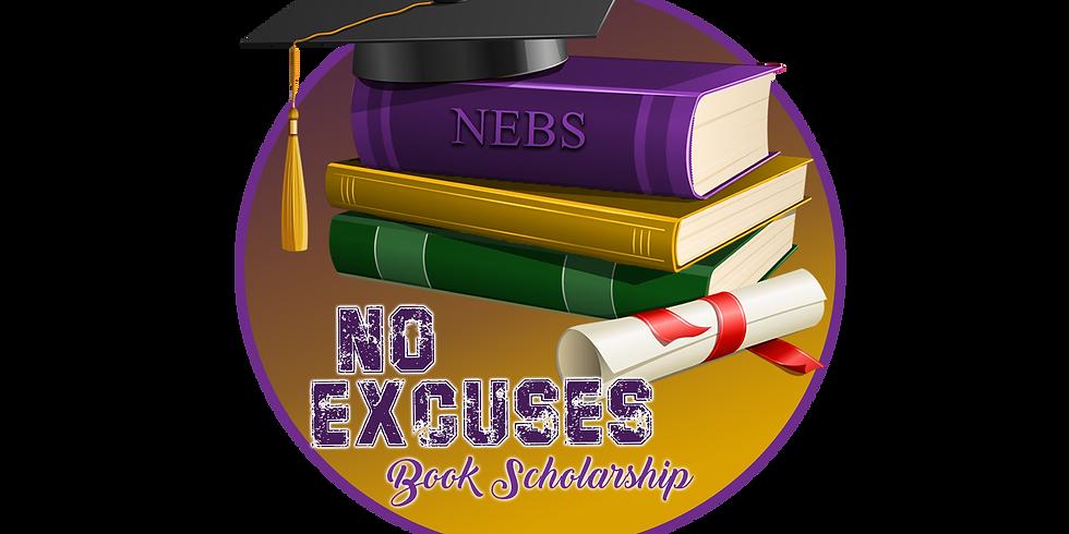 No Excuses Book Scholarship Banquet 2021