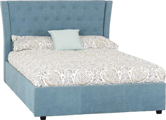 """Camden 4'6"""" Bed"""
