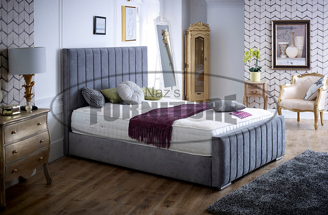 4ft/4ft 6 (Small Double/Double) Seville Bed
