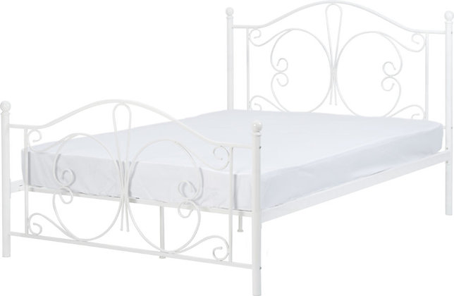 """Annabel 4'6"""" Bed"""