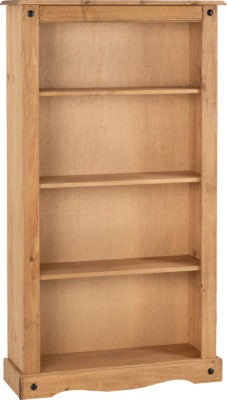Corona Medium Bookcase