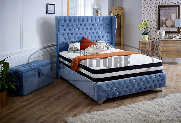 4ft 6 (Double)  Cambridge Bed