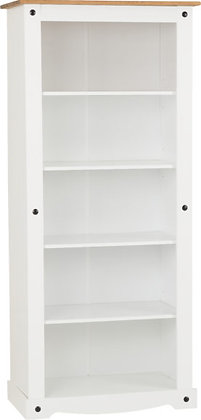 Corona Style Tall Bookcase
