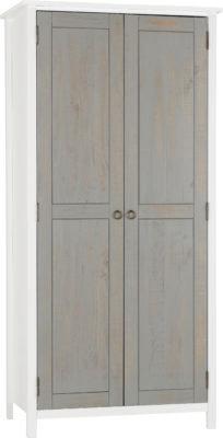 Vermont 2 Door Wardrobe